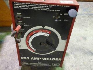 295 Amp Welder