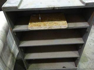 Hand built Book Shelf