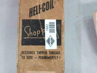 heli Coil Tap Set