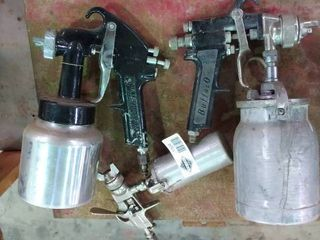 3  Paint Guns