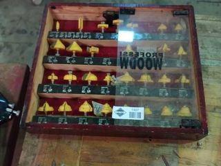 28  router bits