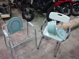 Shower Chair  Bedside commode