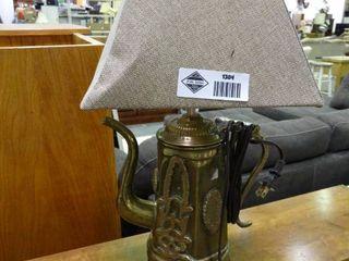 Kettle Base lamp
