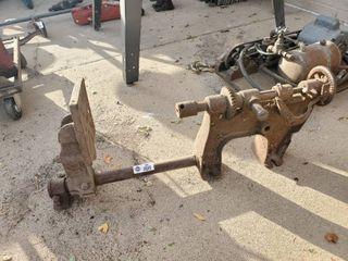 Antique Buffalo Forge Co  Drill Press