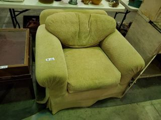 Oversized Chair by Isenhour Furniture  Approx  41 x34