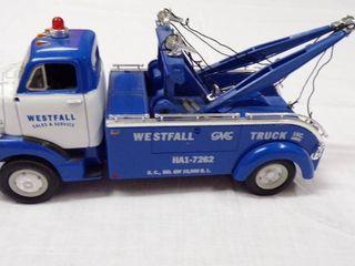 DIE CAST TRUCK   WESTFAll