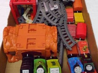 THOMAS THE TRAIN W TRACK AND ACC