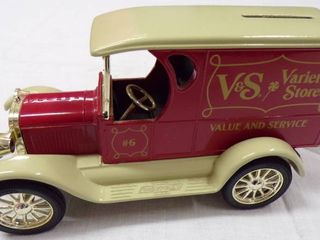 DIE CAST BANK   V AND S