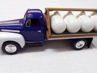 DIE CAST BANK   FORD PROPANE TANKS