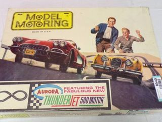 MODEl MOTORING