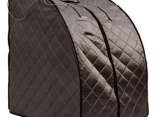 Rejuvenator Portable Sauna  Grey