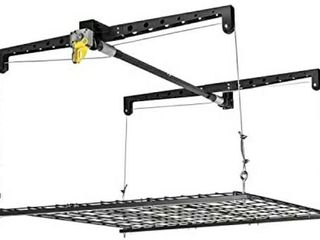 Racor   PHl 1R  Garage Ceiling Storage Rack lift