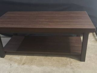 47in X 23 5in X 18in Coffee Table With Storage Underneath Table Top