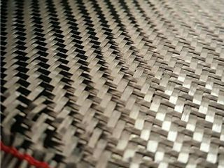 Carbon Fiber Twill Weave Black 40in X 5ft Vinyl Wrap