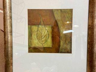 Custom Framed and Matted Shenandoah Print 17  x 20 5