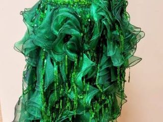 Blush Prom By Alexia Sz 8  Great Costume Opportunity  Poison Ivy  Tinkerbell