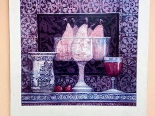 Anne Bagby French Pears Print on Canvas