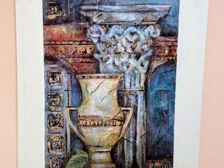 Art Print on Canvas 36  Tall x 24  Wide