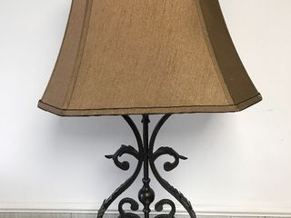 Nice Decour lamp with very nice shade