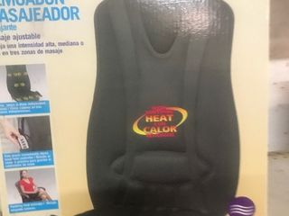 Chair massage pad as pictured