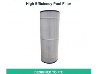 Pool Filter Replaces Unicel C 8412  Fits 120 Square Foot Hayward CX1200RE