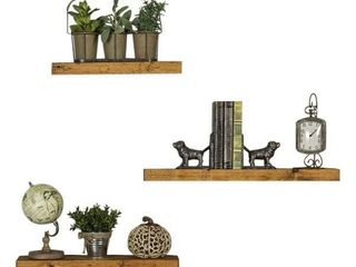Artisan Haute Floating Shelves  Set of 3