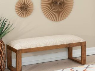 Nikita Moroccan Entryway Bench  Retail 242 99