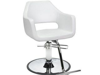 Salon Styling Chair RICHARDSON White for Beauty Salon Furniture   Equipment  Retail 209 49