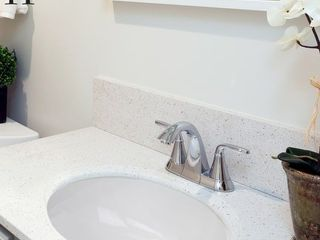 Highpoint Collection Undermount Vanity Sink White