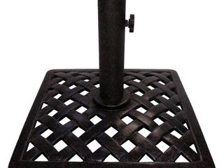lattice Work Umbrella Base