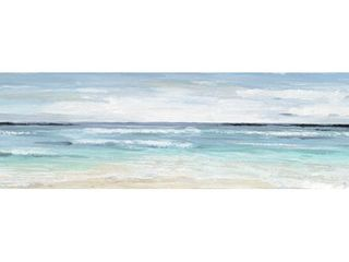Porch   Den Jacob Beach On  Wrapped Canvas Print  Retail 143 49