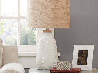 Tate Ivory Table lamp by Hampton Hill  Retail 118 49