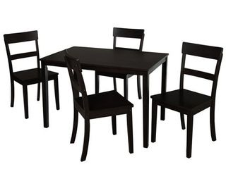Simple living Tristan 5 Piece Dining Set  Retail 251 99