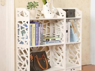 3 4 5 Tier Space Saving Storage Cabinet Organizer Shoe Rack BookShelf