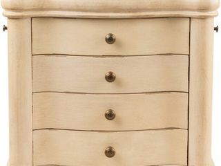 Hives and Honey Austyn Ivory Jewelry Chest  Retail 109 99
