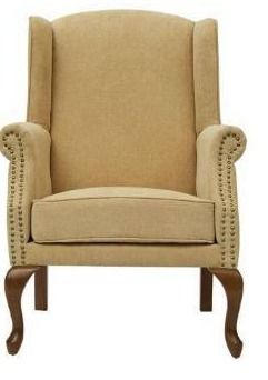 Hendrick Camel Club Chair by Greyson living   See Product Description  Retail 313 49