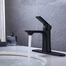 Matte Black Single Hole Vessel Sink Bathroom Faucet  Retail 78 98