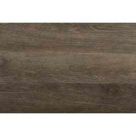 STAINMASTER 10 Piece 5 74 in x 47 74 in Burnished Oak  Fawn Brown Floating Oak luxury Vinyl Plank Residential Vinyl Plank