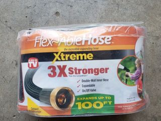 100 Ft  Xtreme Flexable Hose