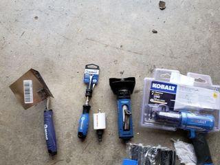 Kobalt Tool Assortment
