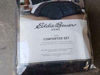 Eddie Bauer Home Twin Comforter Set