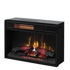 Fireplace insert only electric