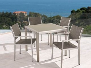 Cape Coral Outdoor chairs only set of 2