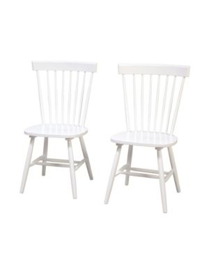 Simple living Venice Dining Chairs  Set of 2  Retail 139 99