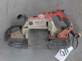 Milwaukee Electric Bandsaw Deep Cut - CAT6232