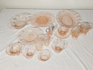 large Collection of American Sweetheart Dishes