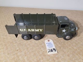lumar Toys US Military Transport Truck