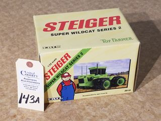 Ertl Steiger Super Wildcat Series II