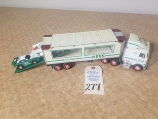 Hess Gasoline Racing Semi