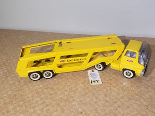 Tonka truck car carrier U S A